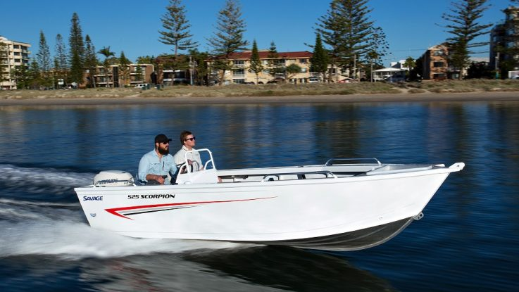 Savage Boats expands successful Scorpion range