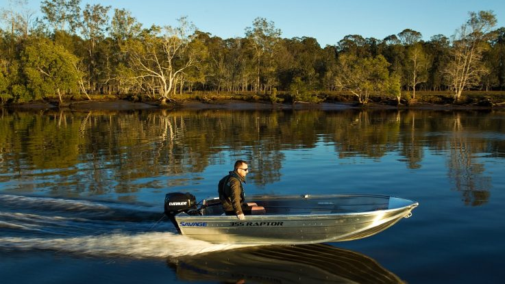 Savage releases an ideal Aussie tinnie, the Raptor range